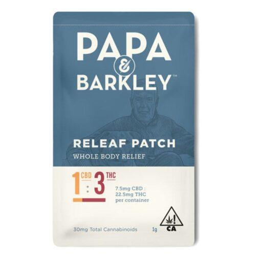 Papa & Barkley 1-3 Patch