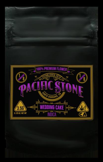 Pacific Stone | Wedding Cake