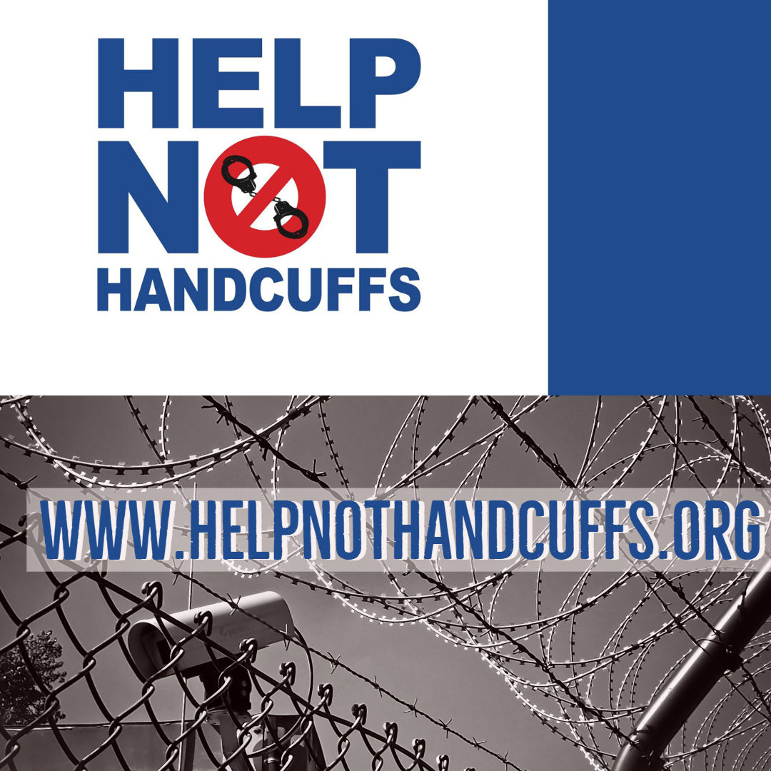 Help Not Handcuffs A partner with New Jersey Revolution Radio