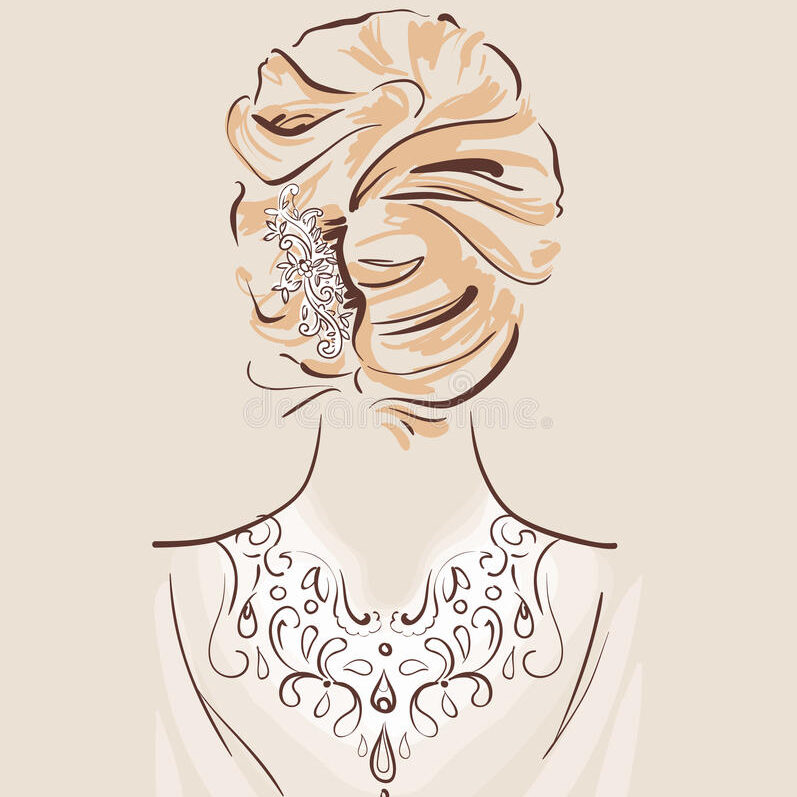 bride-her-hair-done-decorated-beautiful-accesories-wedding-view-back-bridal-fashion-vector-illustration-96681765
