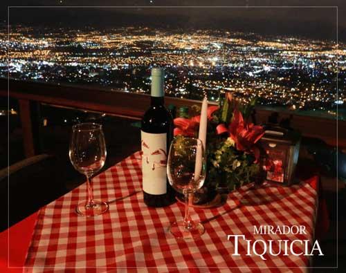 Beautiful romantic tables