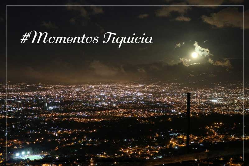 Vista Mirador Tiquicia
