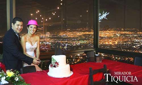 Weddings at Mirador Tiquicia