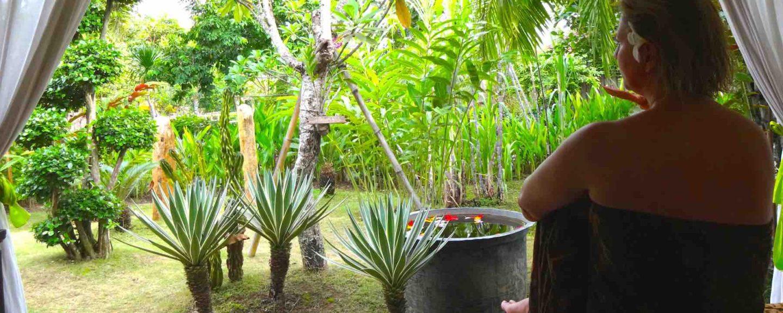 Half Day at Desa Seni's Wonderful Merapu Svaasthya Spa in Seminyak, Bali