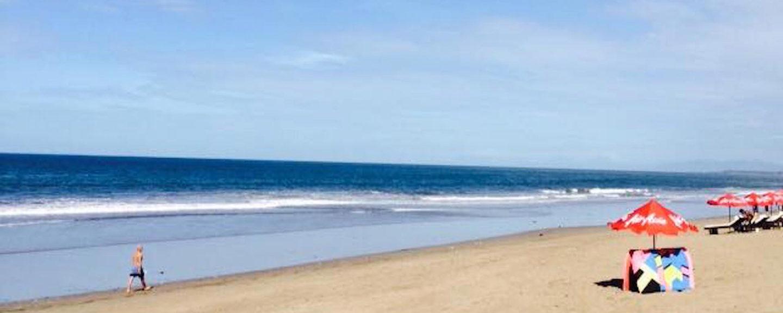 Ku De Ta for Best Breakfast on the Beach in Seminyak!