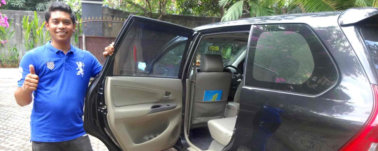 My Experience: Best Car and Driver from Seminyak to Ubud with Reliable Online Ordering