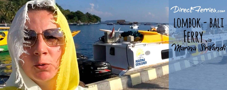DirectFerries.com   Lombok to Serangan Bali Comparing Marina Srikandi & Bluewater Express Ferry Service