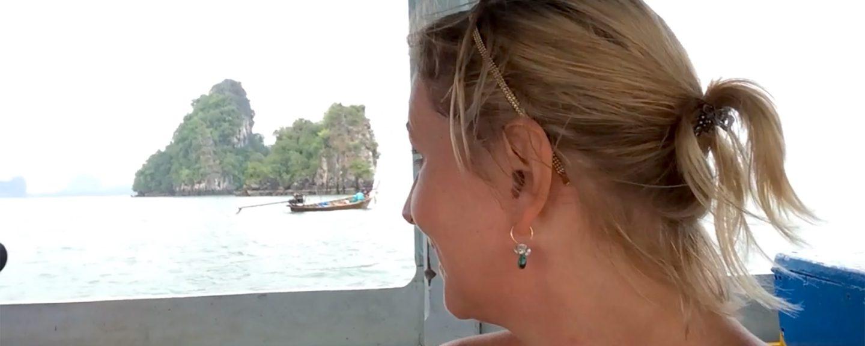 Royal Caribbean Mariner of the Seas Phang Nga Bay Phuket Excursion   Tour & Video Review
