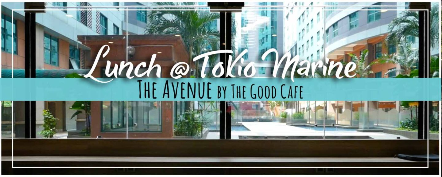 Digital Nomad KL   The Avenue by The Good Cafe in Tokio Marine Building