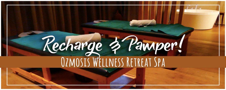 Kuala Lumpur Spa   Ozmosis Wellness Retreat at Fraser Residence