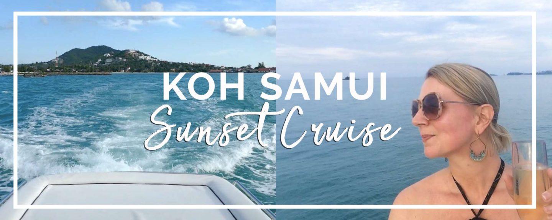 Koh Samui   Sunset Cruise on Samui Private Yacht the Clear Sky