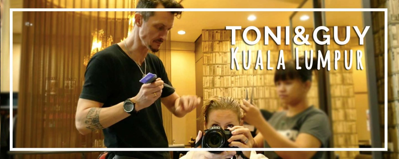 Best Hair Salon in Kuala Lumpur    TONI&GUY at Troika