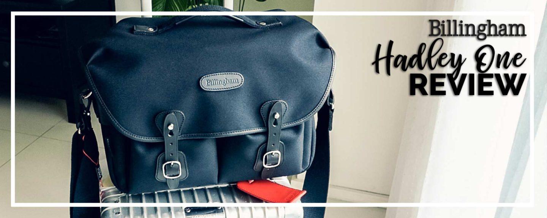 Video Review   Billingham Hadley One Camera & Gear Bag