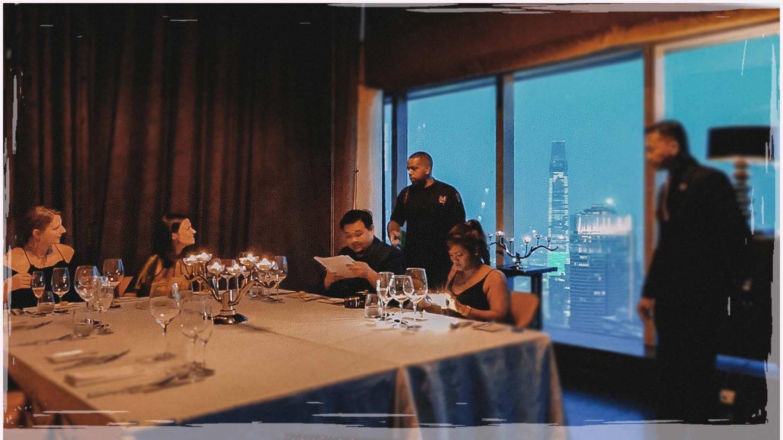 Marini's on 57 Sneak Peek Chef's Table Preview | Kuala Lumpur