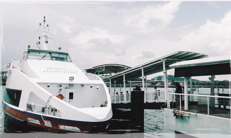 Horizon Fast Ferry Business & VIP Class | Singapore to Batam Round Trip