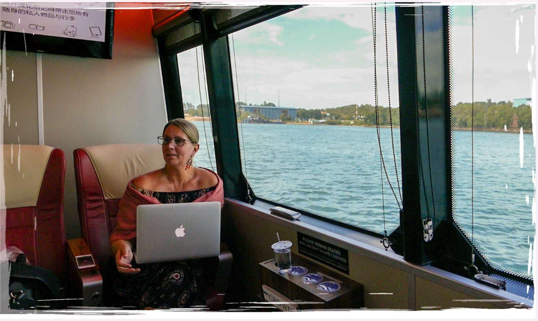 Majestic Fast Ferry VIP Cabin to Batam & Singapore