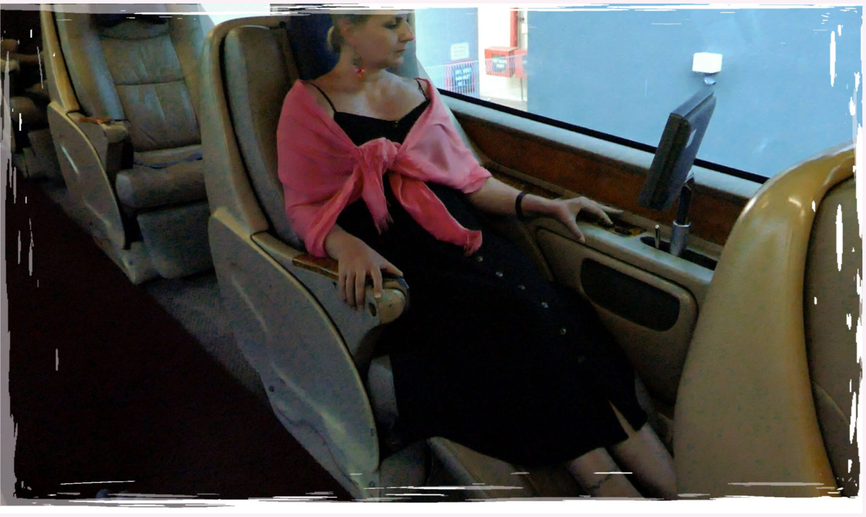 Luxury Bus Singapore to Kuala Lumpur | Transtar Solitaire Suite
