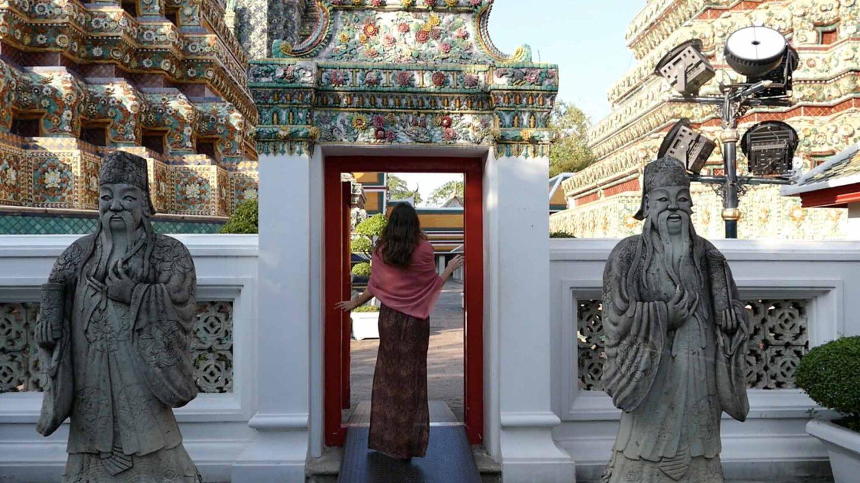 Beautiful Wat Pho, Best Temple to Visit in Bangkok