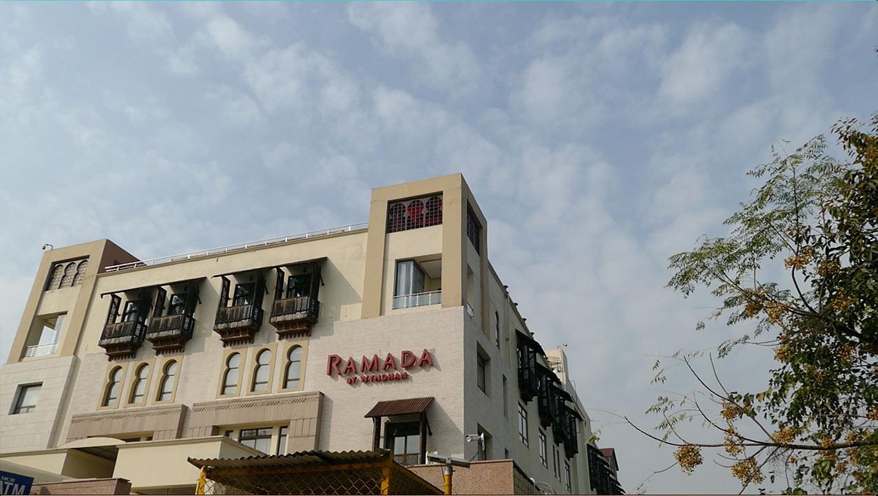 Ramada Islamabad Suites, Rooftop BBQ & Executive Lounge