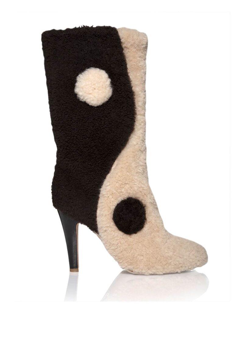 yin yang boot