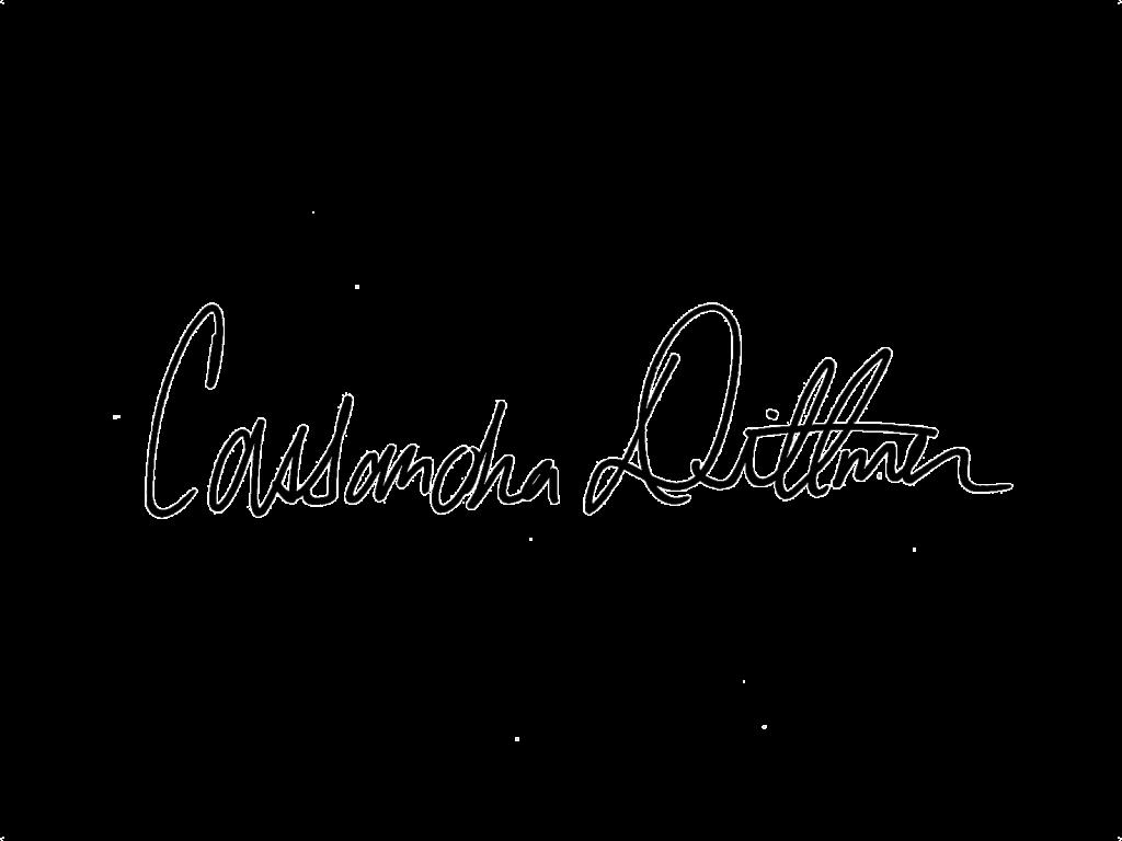 cassandra dittmer signature