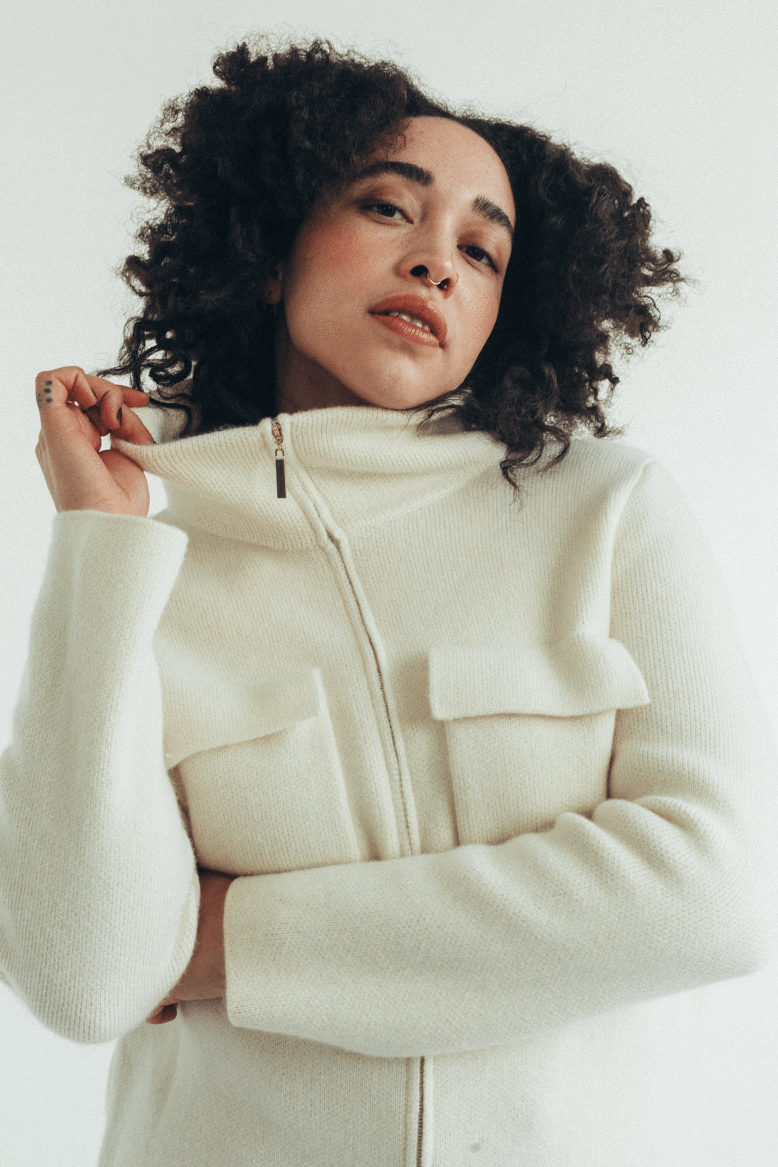 Curated By Cassandra: Outfitting Public Habit