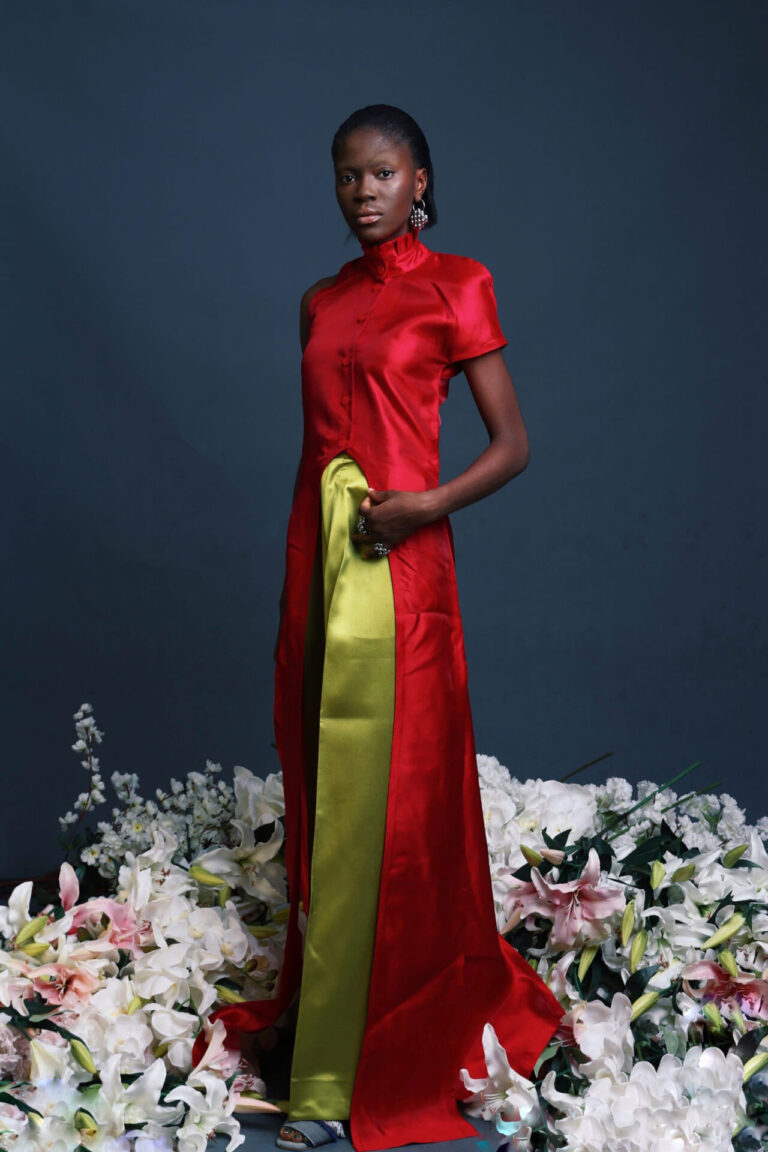 Nigeria fashion brand | Leaders of Sustainable Fashion in West Africa