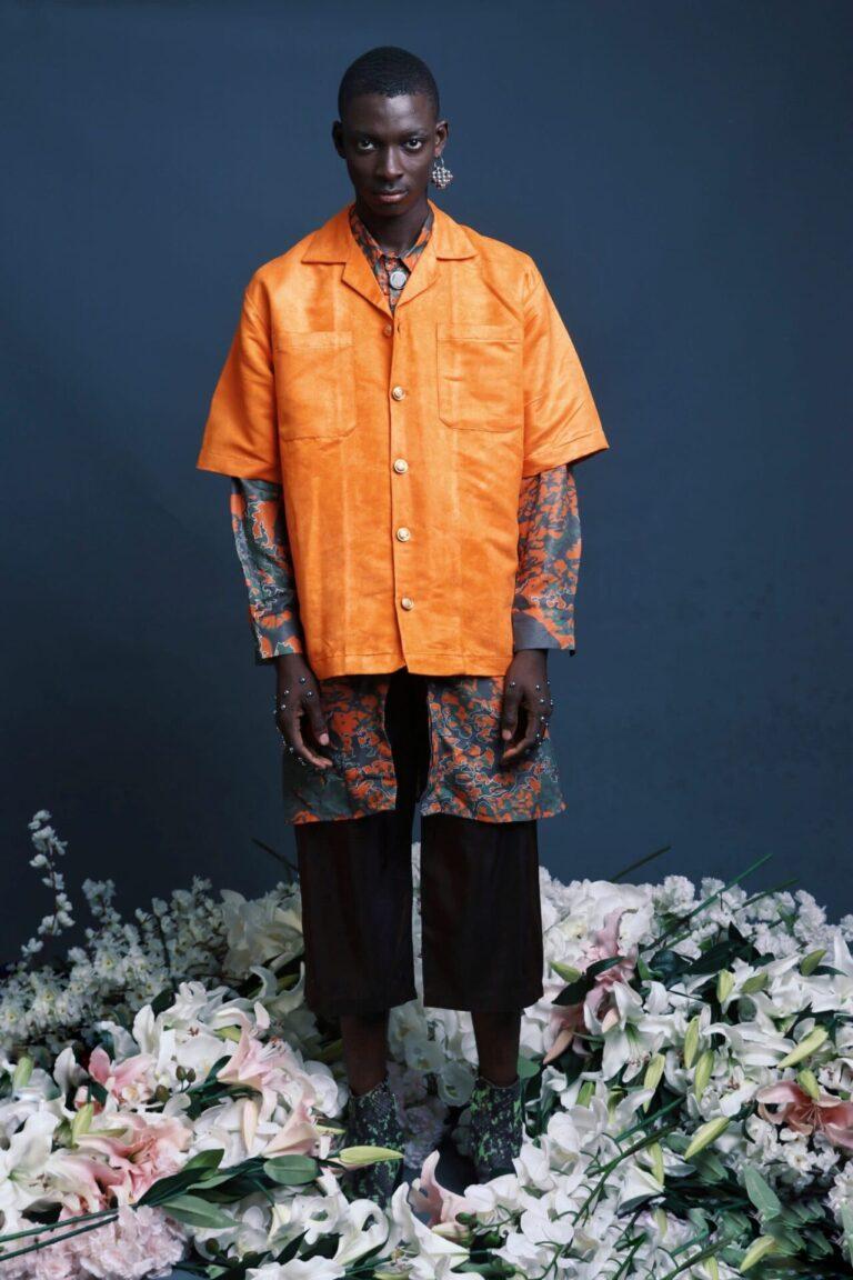 Orange Culture fashion Nigeria