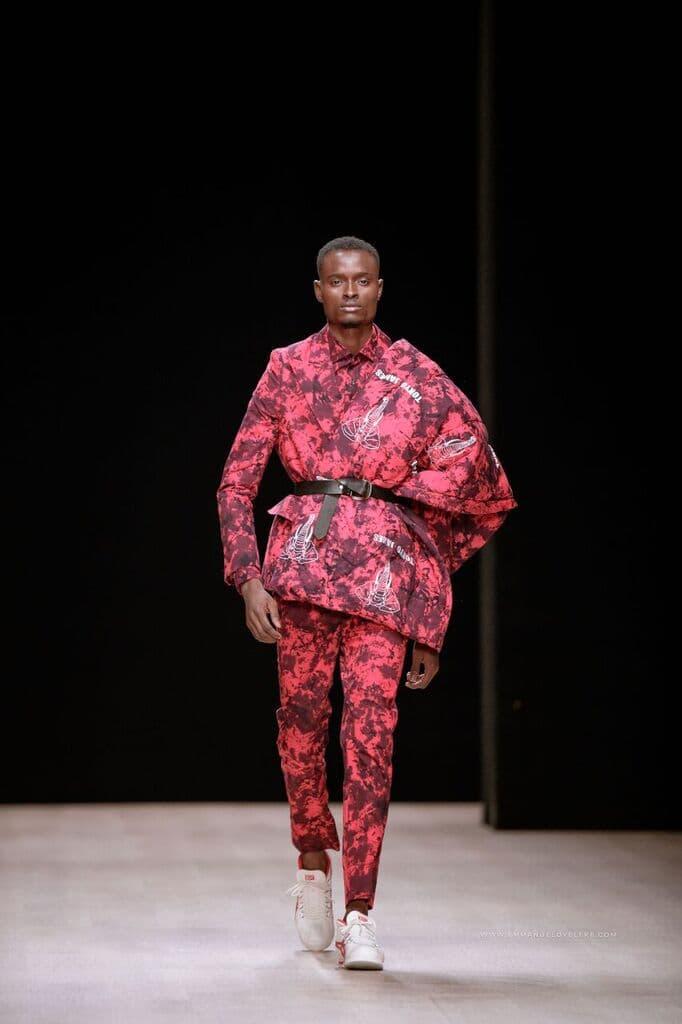 Tokyo James fashion
