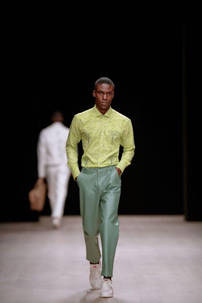 Tokyo James clothing