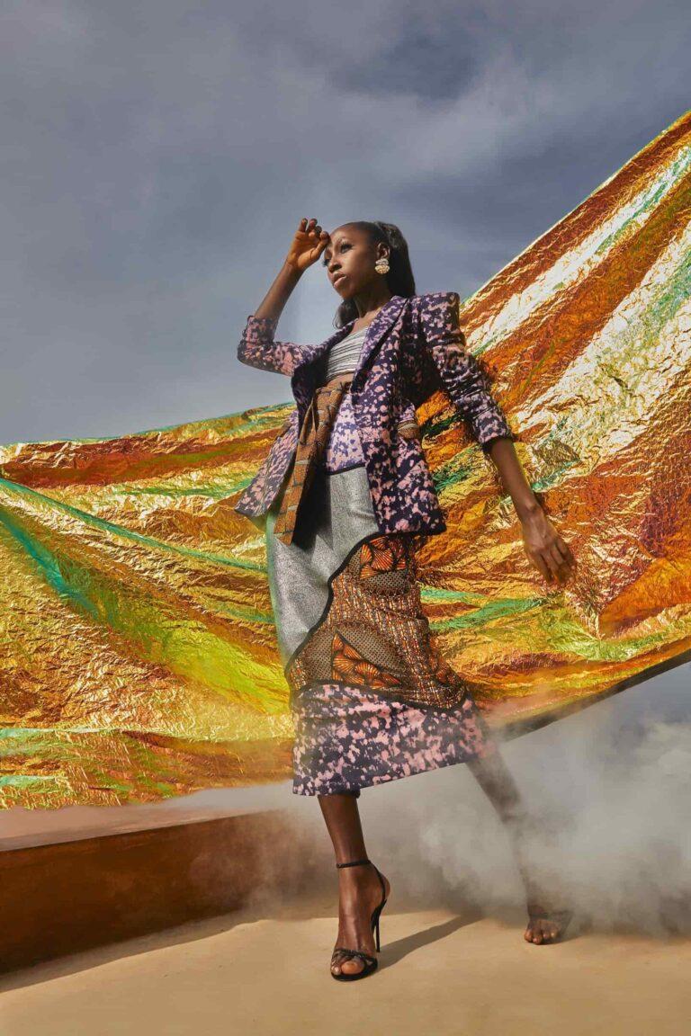 Christie Brown fashion brand
