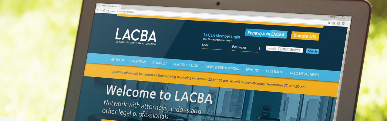 LACBA Small Firm Section