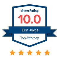 Erin Joyce Law AVVO Reviews