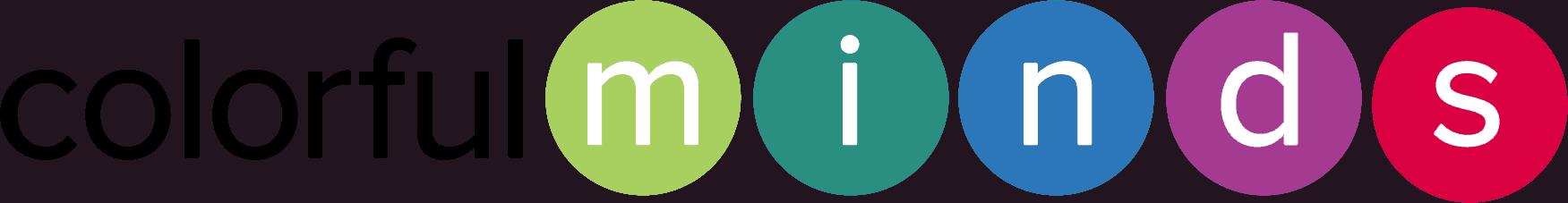 Colorful Minds Logo