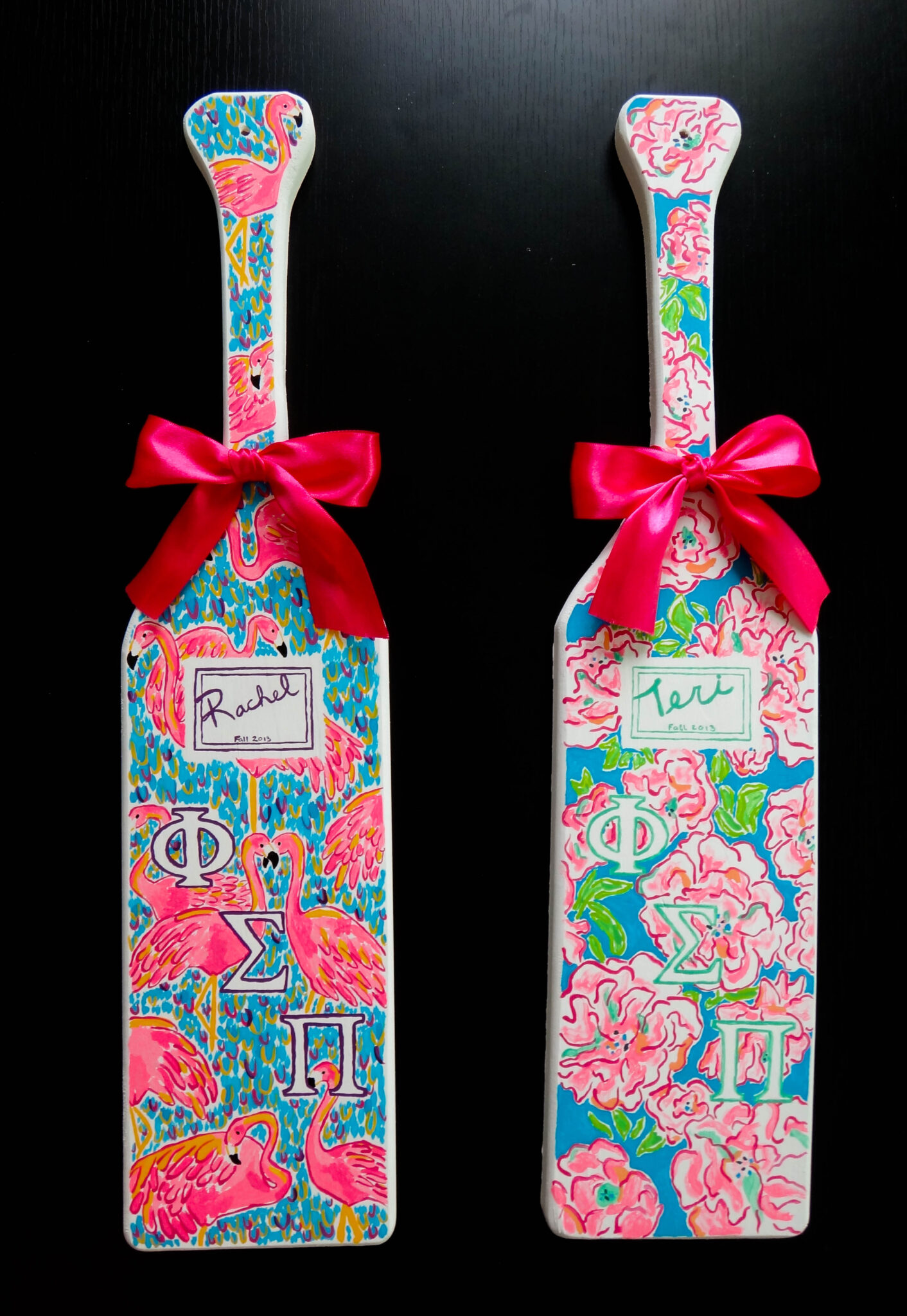 Lilly Pulitzer Paddles
