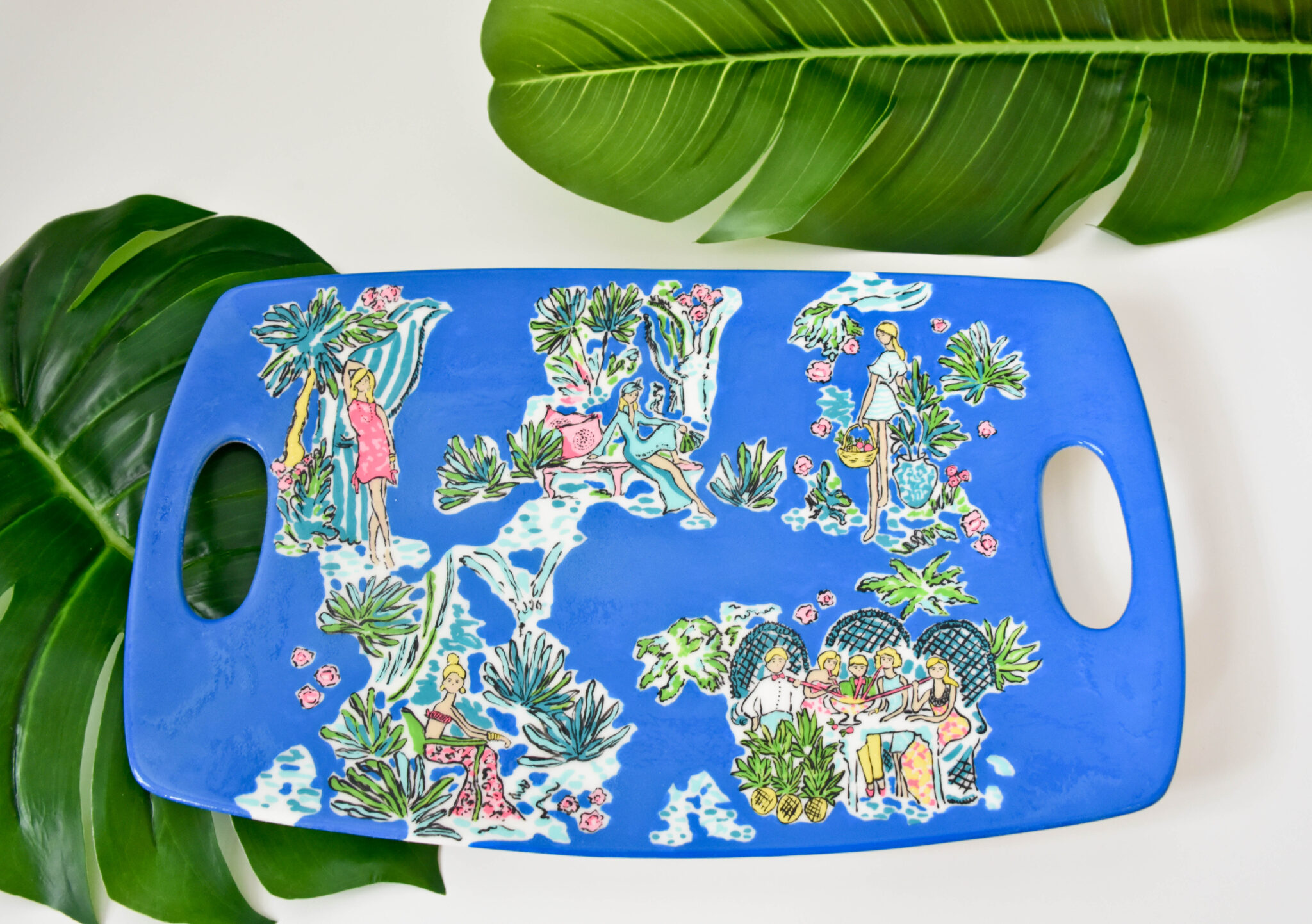 Lilly Pulitzer Dishes