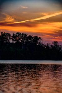 Creve Coeur Lake Sunset