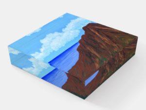 Kauai Painting Paperweight