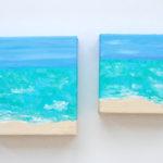 Beach Acrylic Paintings