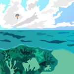 Turks & Caicos Illustration