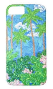 Tropical Painting Phone Case