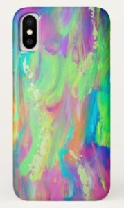Abstract Painting Phone Case