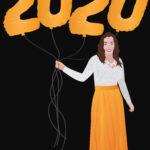 2020 New Year's Portrait Illustration