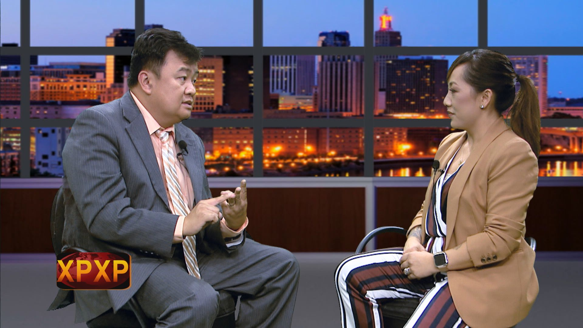 XPXP WITH GUEST BLONG YANG WHO IS RUNNING FOR HENNEPIN COUNTY COMMISSIONER DIST. 2.