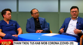 XPXP SPECIAL EDITION ON THE COVID-19 VIRUS WITH HMONG DOCTORS.