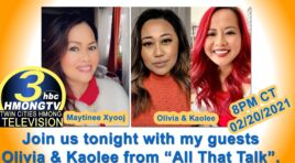 """CONVERSATION WITH THE HOSTS OF """"ALL THAT TALK"""" ABOUT THEIR UPCOMING SHOW """"FINDING LOVE WITH CHARM"""""""