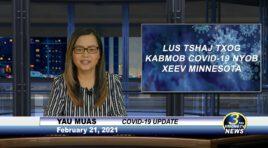 COVID UPDATES (02/21/2021)