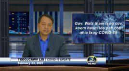 COVID UPDATES (02/23/2021)