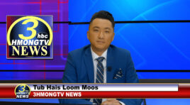 MIKE H. VANG JOINS 3HMONGTV