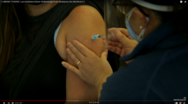 LAO ASSISTANCE CENTER HOLDS VACCINATION EVENT
